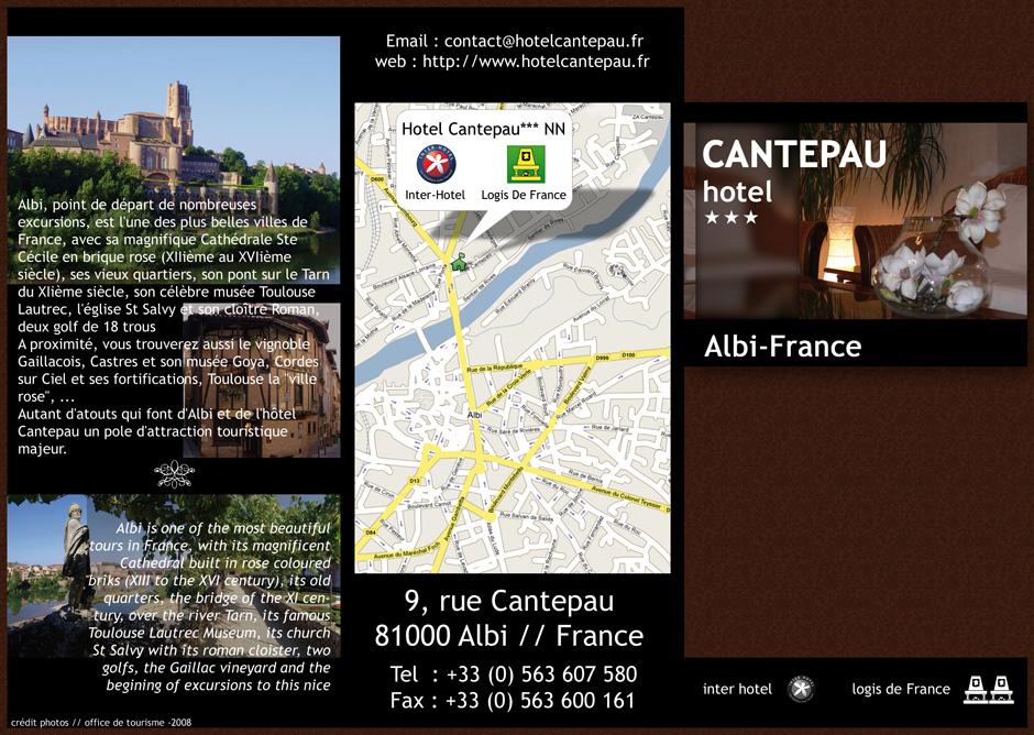 hotel cantepau - print